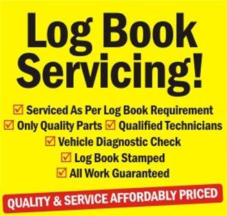 ServiceLogbookServicing